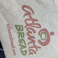 Photo taken at Atlanta Bread Company by James K. on 6/27/2013