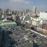 Photo taken at 品川プリンスホテル アネックスタワー by Anggun L. on 1/25/2013