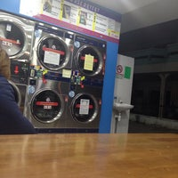 Photo taken at Mr.Bean Express Laundry by Nurul Hafiza N. on 9/26/2014
