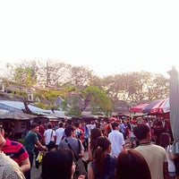 Photo taken at Chatuchak Weekend Market by Kamonnut B. on 2/17/2013