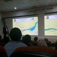 Photo taken at صالة قناة السويس by Omar K. on 9/5/2016