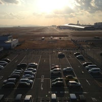 Photo taken at Sky View by うみぶどう on 1/19/2013