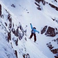 Photo taken at Aspen Mountain by Marisol on 1/3/2013