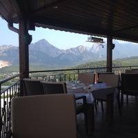 Foto scattata a Körfez Aşiyan Restaurant da Mehmet T. il 7/12/2015