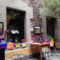 Foto tirada no(a) Sor Juana Café por Fercho V. em 7/3/2015