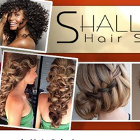 Photo taken at Shallamar's Hair Solutions by Shallamar's Hair Solutions on 6/25/2014