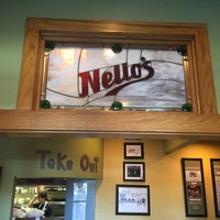 Photo taken at Nello's Pizza by Rico L. on 6/18/2016