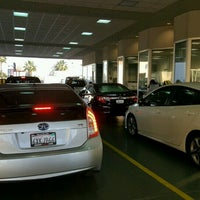 Photo taken at Carson Honda by ern s. on 1/31/2017