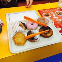 Photo taken at Mister Donut by りんごちゃん様 on 1/21/2016