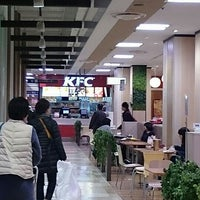Photo taken at KFC by mona c. on 2/27/2016