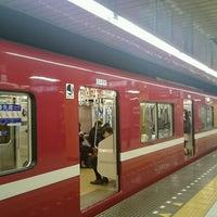 Photo taken at Asakusa Line Oshiage Station (A20) by mona c. on 1/2/2017