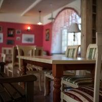 """Foto scattata a гостиница и ресторан """"Остров-Парк"""" da гостиница и ресторан """"Остров-Парк"""" il 6/25/2014"""
