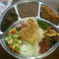 Photo taken at Kasa Indian Eatery by James N. on 1/24/2013