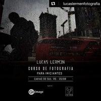 Photo taken at Ateliê Lucas Lermen Fotografia by Lucas L. on 7/30/2016