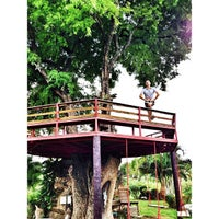 Photo taken at Khao Yai Garden Lodge by nOn R. on 4/24/2013