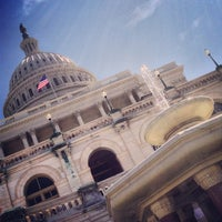Photo taken at Rotunda of the U.S. Capitol by David C. on 4/7/2013