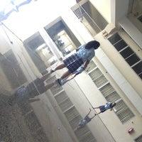 Photo taken at Small Gym Kasintorn Academy School by jkmomii on 2/19/2013