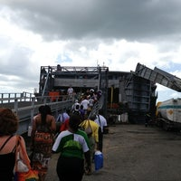 Photo taken at Port of Spain Ferry Terminal by Nick F. on 2/13/2013
