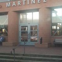 Photo taken at Martinez Station (MTZ) by Stan C. on 12/18/2012