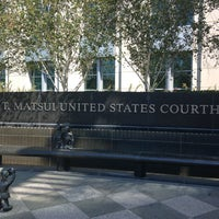 Photo taken at Robert T. Matsui Federal Courthouse by Caroline on 8/30/2013