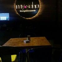 6/16/2015 tarihinde Rahime H.ziyaretçi tarafından MySoho Lounge & Brasserie'de çekilen fotoğraf