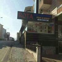 Photo taken at Rota Restaurant by Gökhan B. on 8/4/2014