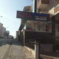 Photo taken at Rota Restaurant by Gökhan B. on 7/9/2014