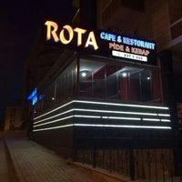 Photo taken at Rota Restaurant by Gökhan B. on 7/1/2014