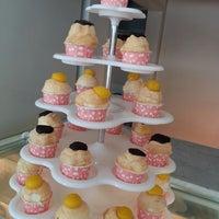 Photo taken at Sweet Finale Desserts & Pastry Shop by Örangemylesy on 5/9/2013