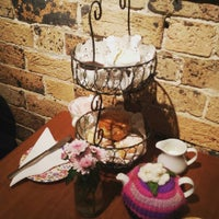 Photo taken at The Tea Cosy by Eve H. on 9/19/2015