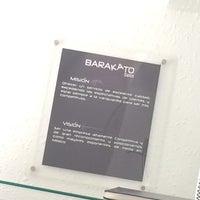 Photo taken at Barakato Salon by Alfonso R. on 11/1/2014
