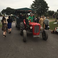 Photo taken at Goodwood Airfield by Rec K. on 9/13/2015