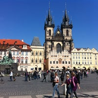 Photo taken at Hotel Angelis Prague by Hotel Angelis Prague on 6/25/2014