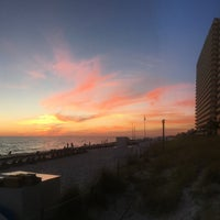 Photo taken at Splash Resort Panama City Beach by Jermaine P. on 10/15/2016