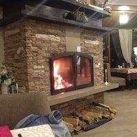 Снимок сделан в Welna Eco Spa Resort пользователем Дима П. 7/11/2014