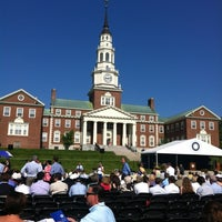 Photo taken at Colby College by Julie H. on 5/20/2012