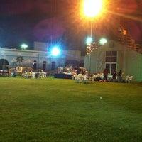 Photo taken at نادي ضباط الجيش by Mody A. on 5/10/2012