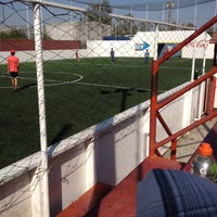 Photo taken at Futbol Rapido Seminario by Adrian M. on 8/26/2012