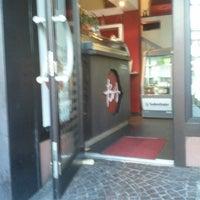 Photo taken at Sushi BA by Lars J. on 9/7/2012