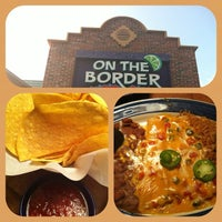 Photo taken at On The Border Mexican Grill & Cantina by Jessika Lee J. on 6/24/2012