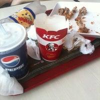 Photo taken at KFC by Svetlana on 9/2/2012