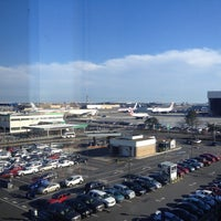 Photo taken at JFK AirTrain - Federal Circle Station by Zbigniew R. on 3/3/2012
