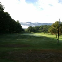 Photo taken at Black Mountain Golf Course by Spencer H. on 9/1/2012