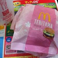 Photo taken at マクドナルド 靱公園前店 by Hiroyuki S. on 4/9/2012