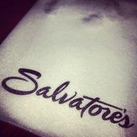 Photo taken at Salvatore's Restaurant by Steven D. on 6/1/2012