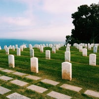 Photo taken at Fort Rosecrans National Cemetery by Visit San Diego on 8/13/2013