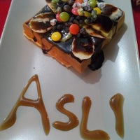 Photo taken at Carpe Diem Coffee by Aslı Ş. on 11/22/2014