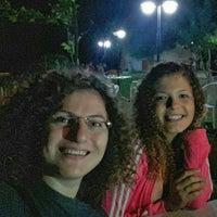 Photo taken at Gaziosmanpaşa Gençlik ve Spor Kulübü Aile Çay Bahçesi by Ceyda E. on 8/30/2015