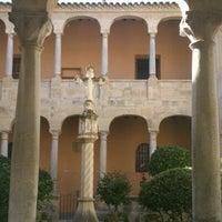Photo taken at Catedral de Orihuela by Juan R. on 10/29/2012