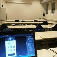 Photo taken at KEA - Københavns Erhvervsakademi by Bogdan N. on 11/5/2014